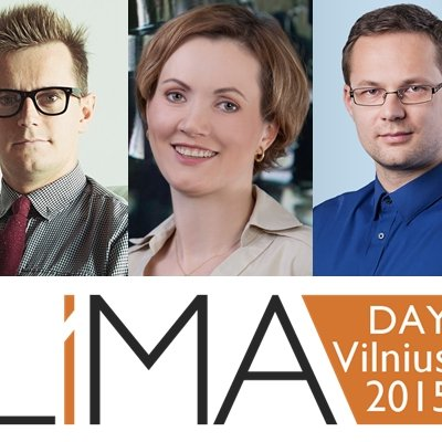 LiMA DAY Vilnius 2015. Didysis O marketinge!