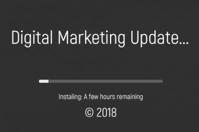 [trend] Digital Marketing Update 2018. Kaunas