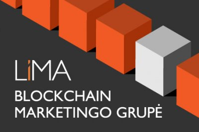 Registracija į LiMA Blockchain marketingo grupę