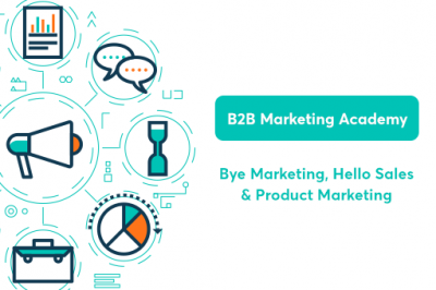 [LiMA rekomenduoja] B2B Marketing Academy: by marketing, hello sales & product marketing