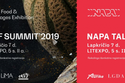 [LiMA rekomenduoja] BAF SUMMIT ir NAPA Talks by Aurika