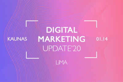 [trend] Digital Marketing Update'20. Kaunas