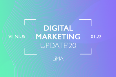 [trend] Digital Marketing Update'20. Vilnius