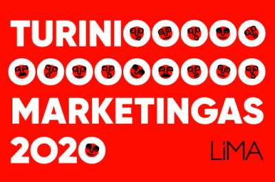 LiMA ONLINE: Turinio marketingas 2020