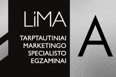 Sertifikuoto marketingo specialisto (LiMA A) egzaminai