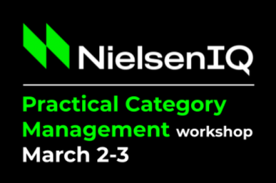 [LIMA REKOMENDUOJA] PRACTICAL CATEGORY MANAGEMENT WORKSHOP